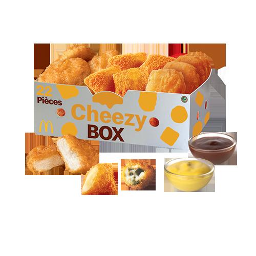 Cheesy Box